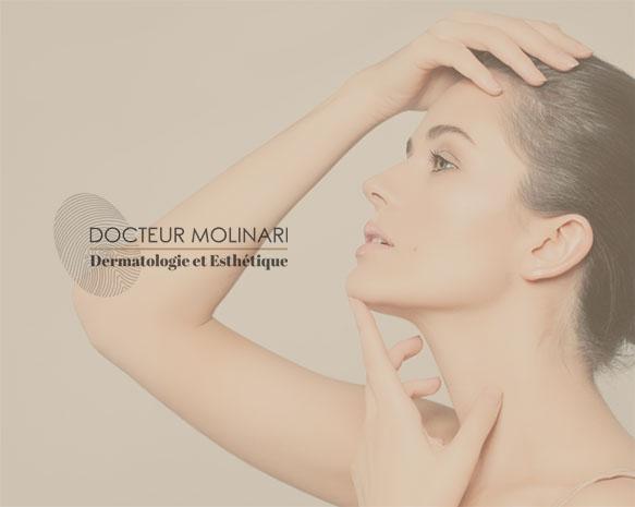 Cicatrice traitement acne - Dr Molinari