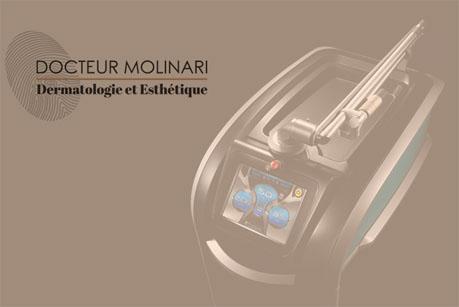 Laser picosure - Dr Molinari