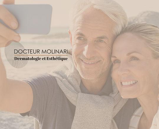 Rajeunissement - médecine esthetique - Dr Molinari